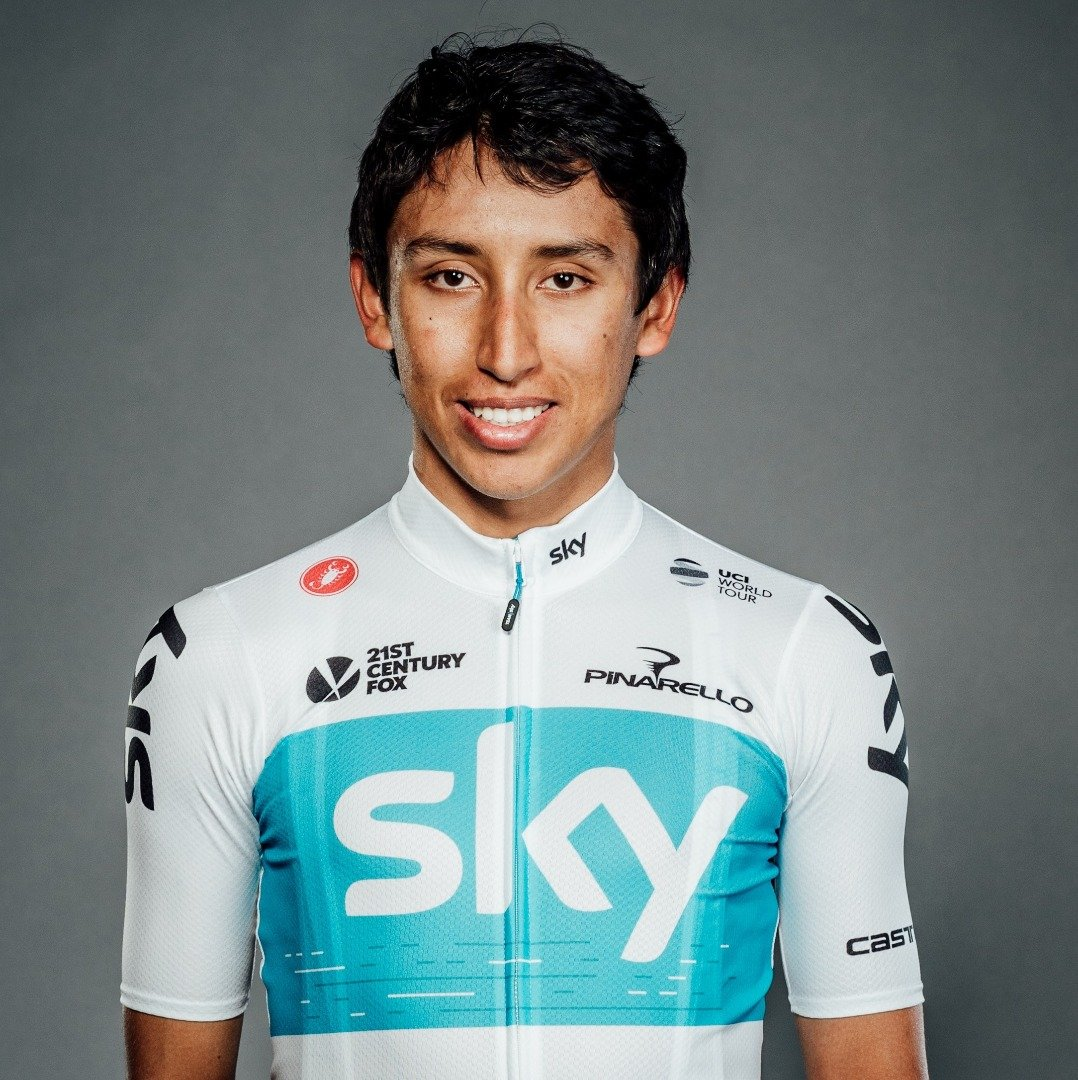 Egan Arley Bernal