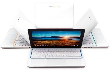 HP Chromebook 11 2