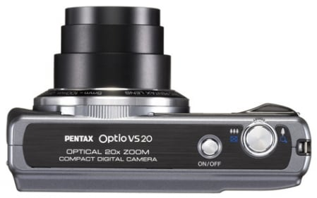 Pentax Optio VS20 3