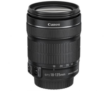 Canon EF-S 18-135mm f/3.5-5.6 IS STM 1