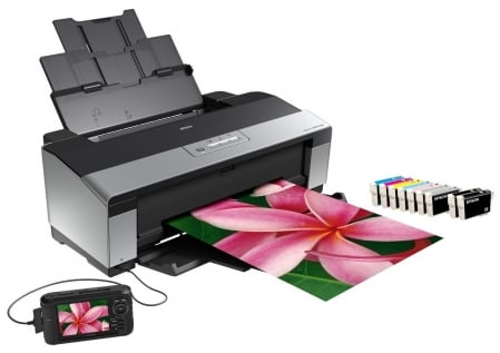 Epson Stylus Photo R2880 4
