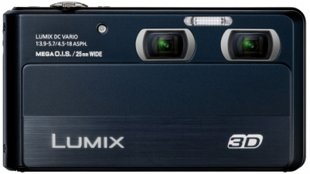 Panasonic Lumix DMC-3D1 2