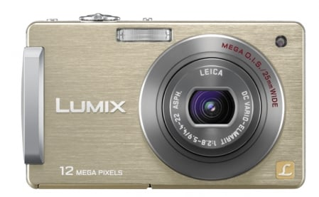 Panasonic Lumix DMC-FX550 4