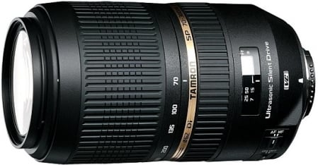 Tamron SP 70-300 mm f/4-5.6 Di VC USD 1