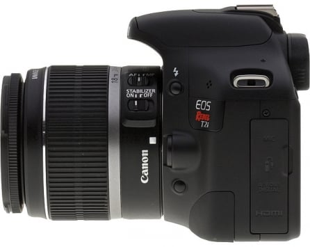 Canon EOS 550D (Digital Rebel T2i) 5