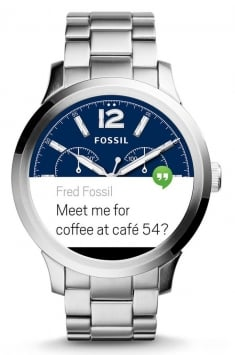 Fossil Q Founder 1