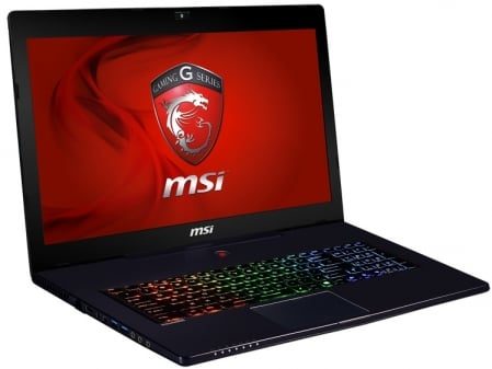 MSI GS70 Stealth Pro 1