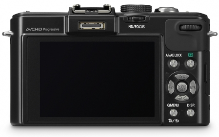 Panasonic Lumix  DMC-LX7 4