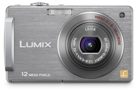 Panasonic Lumix DMC-FX550 5