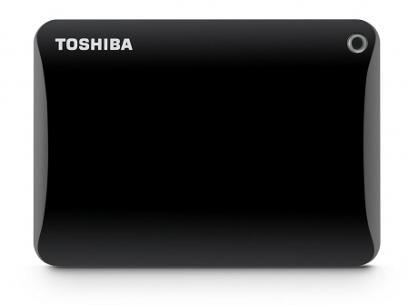 Toshiba Canvio Connect II 4