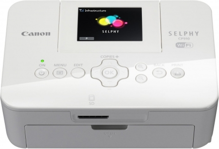 Canon SELPHY CP910 3