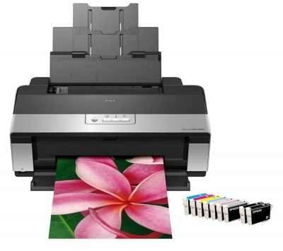 Epson Stylus Photo R2880 7