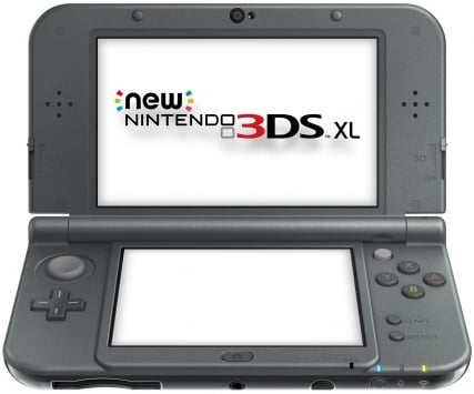 Nintendo 3DS XL (2014) 1