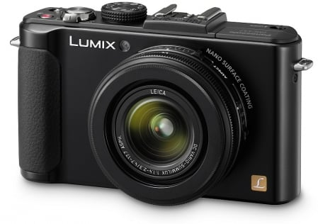 Panasonic Lumix  DMC-LX7 5