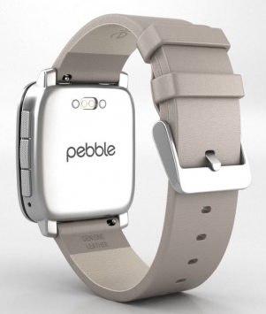 Pebble Time Steel 6