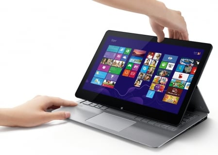 Sony VAIO Fit 11A multi-flip 5