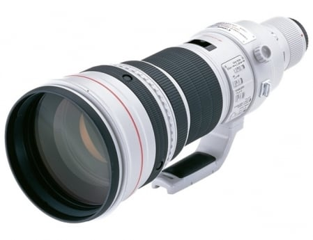 Canon EF 600mm f/4.0 L IS II USM 1