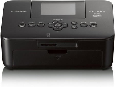 Canon SELPHY CP910 4