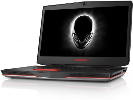 Dell Alienware 17 (2014) 4
