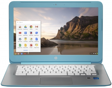 HP Chromebook 14 (2016) 1