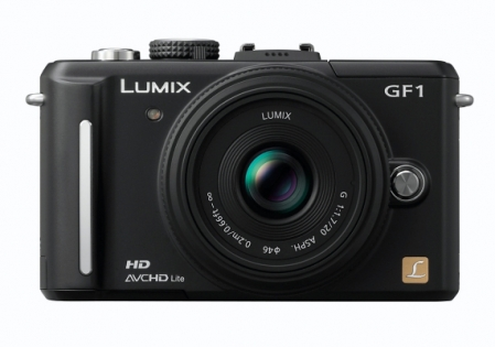 Panasonic Lumix DMC-GF1 1