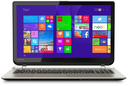 Toshiba Satellite S55t 1