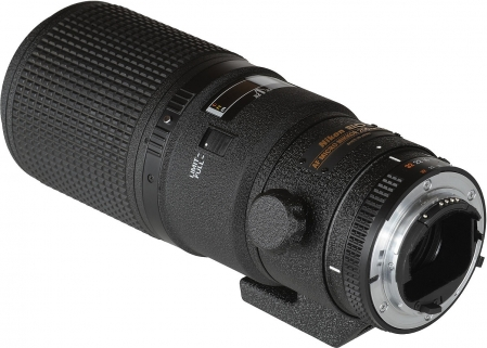 Nikon Micro Nikkor 200 mm f/4 D (IF) ED 3