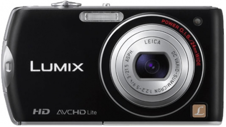 Panasonic Lumix DMC-FX75 1