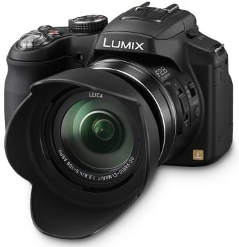Panasonic Lumix DMC-FZ200 10