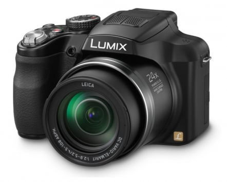 Panasonic Lumix DMC-FZ62 1