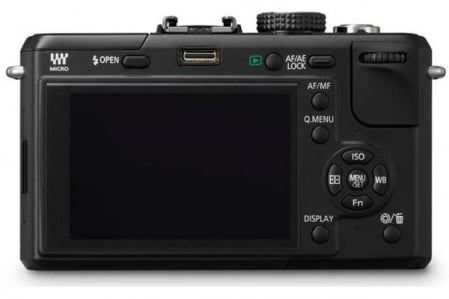 Panasonic Lumix DMC-GF1 2