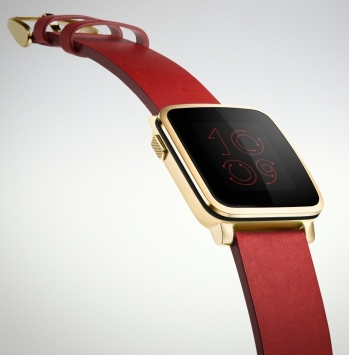 Pebble Time Steel 9