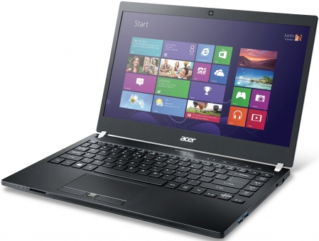 Acer TravelMate TMP645 2