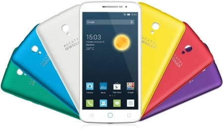 "Alcatel OneTouch Pop 2 (4,5"") 2"