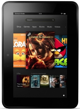 Amazon Kindle Fire HD 7 1