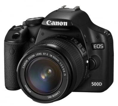 Canon EOS 500D (Digital Rebel T1i) 2