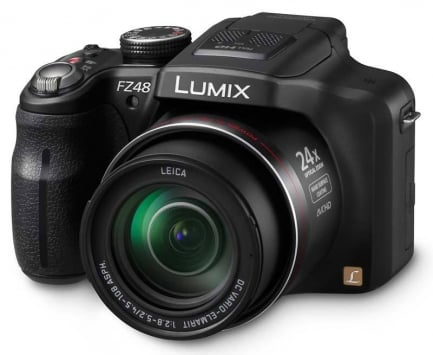 Panasonic Lumix DMC-FZ48 (FZ47) 1