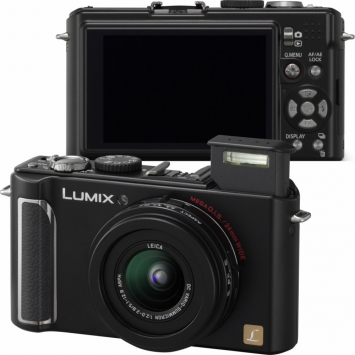 Panasonic Lumix DMC-LX3 2