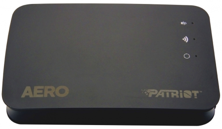 Patriot Aero Wireless Mobile Drive 3
