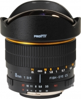 Samyang 8 mm f/3.5 Fisheye