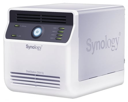 Synology DiskStation DS413j 1