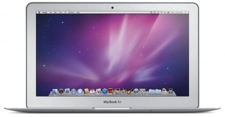 Apple MacBook Air 11 (2010) 1
