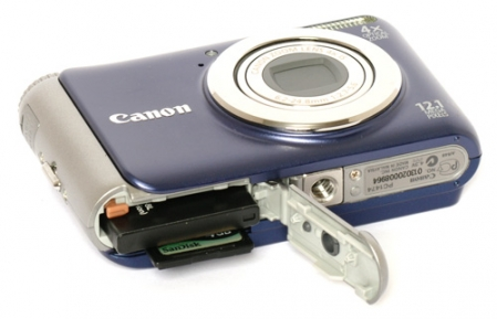 Canon Powershot A3100 IS 4