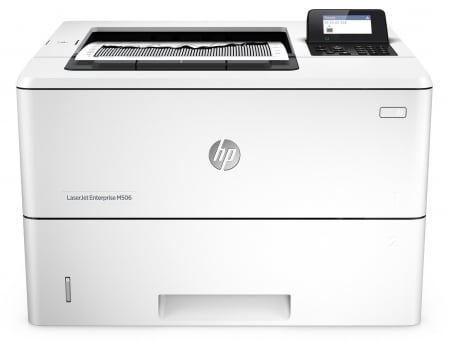 HP LaserJet Enterprise M506dn 1
