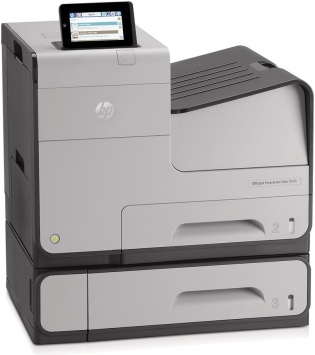 HP Officejet Enterprise Color X555xh 1
