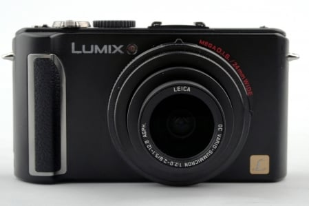 Panasonic Lumix DMC-LX3 3