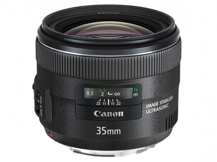 Canon EF 35mm f/2 IS USM 2