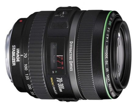 Canon EF 70-300 mm f/4.5-5.6 DO IS USM 1