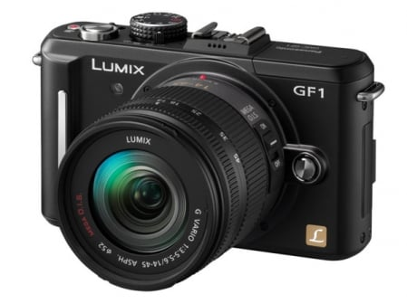 Panasonic Lumix DMC-GF1 5