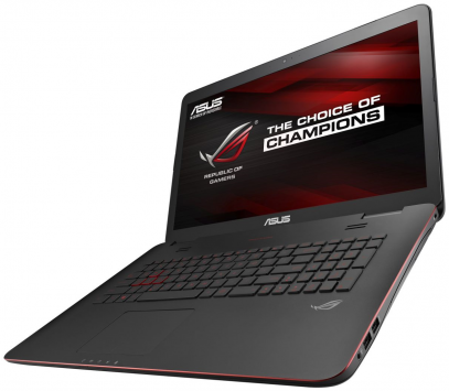 Asus G771JW 7